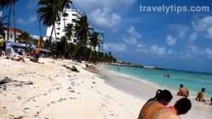 Playa Spratt bight San Andres