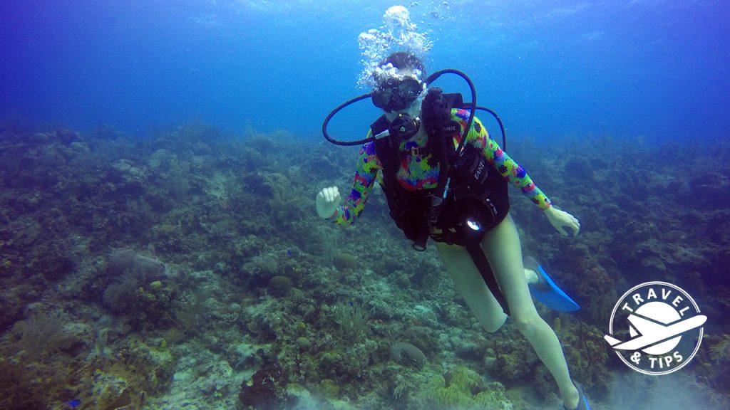 Inmersion, mini curso de buceo