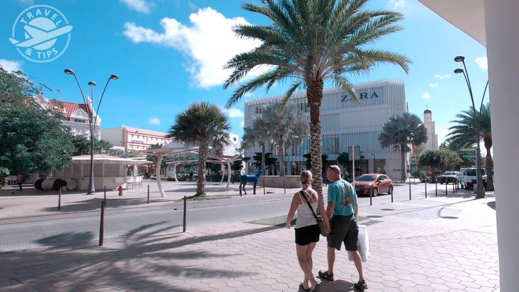 Conociendo Oranjestad, Aruba