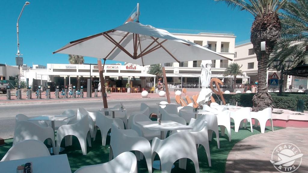 Exterior Palm Beach Plaza Mall