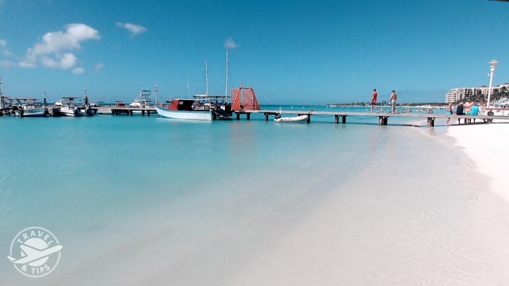 Muelle nautico